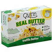 Quinn Real Butter Taste Better Truffle Butter Microwave Popcorn