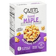 Quinn Vermont Maple and Sea Salt Popcorn