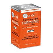 Qunol Extra Strength Tumeric 1000MG Softgels