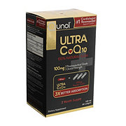 Qunol Ultra Co Q-10 100 mg Softgels
