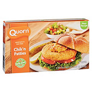 Quorn Meatless and Soy-Free Chik'n Patties