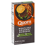 Quorn Meatless and Soy-free Gourmet Burgers