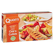 Quorn Meatless and Soy-Free Naked Chik'n Cutlets
