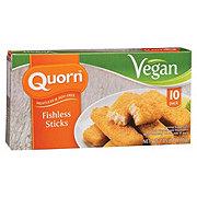 Quorn Vegan Meatless & Soy Free Fishless Sticks