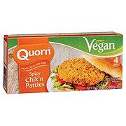 Quorn Vegan Meatless & Soy Free Spicy Chik'n Patties