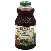 R.W. Knudsen Family Organic Cranberry Blueberry Juice