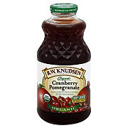 R.W. Knudsen Family Organic Cranberry Pomegranate Juice