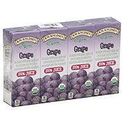 R.W. Knudsen Family Organic Grape Juice 4/6.75 Oz.