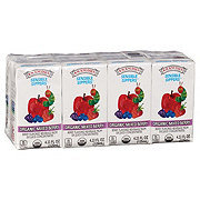 R.W. Knudsen Family Sensible Sippers Organic Mixed Berry Beverage 4.23 oz Boxes