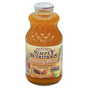 R.W. Knudsen Family Simply Nutritious Morning Blend Juice