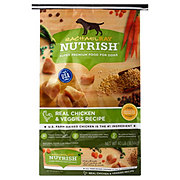 Rachael Ray Nutrish Chicken & Veggies Recipe Natural Dry Dog Food