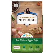 Rachael Ray Nutrish Chicken & Veggies Recipe Natural Dry Dog Food