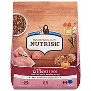 Rachael Ray Nutrish Little Bites Chicken & Veggies Recipe Dry Dog Food