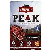 Rachael Ray Nutrish Peak Beef Venison & Lamb Dry Dog Food