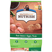 Rachael Ray Nutrish Real Chicken & Veggies Recipe Natural Dry Dog Food