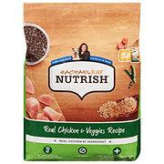 Rachael Ray Nutrish Real Chicken & Veggies Recipe Natural Dry Dog Food