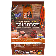 Rachael Ray Nutrish Turkey Brown Rice & Venison Recipe Dry Dog Food
