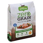 Rachael Ray Nutrish Zero Grain Chicken & Potato Dry Cat Food