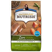 Rachael Ray Nutrish Zero Grain Chicken & Sweet Potato Recipe Dog Food