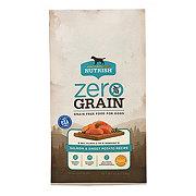 Rachael Ray Nutrish Zero Grain Natural Dry Dog Food Salmon Sweet