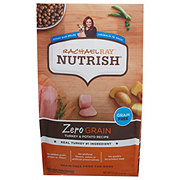 Rachael Ray Nutrish Zero Grain Turkey & Potato Recipe Dry Dog Food