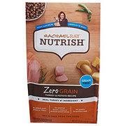 Rachael Ray Nutrish Zero Grain Turkey & Potato Recipe Dry Dog Food