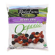 Rader Farms Berry Trio Organic