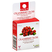 Radius Floss 55 Yards Cranberry