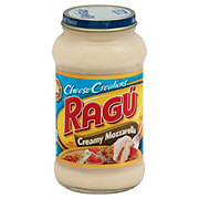 Ragu Cheese Creations Creamy Mozzarella Sauce