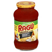 Ragu Cheese Creations Parmesan and Romano Pasta Sauce