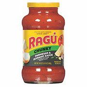 Ragu Cheese Creatons Parmesan and Romano Pasta Sauce