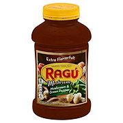 Ragu Chunky Mushroom & Green Pepper Pasta Sauce