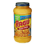 Ragu Double Cheddar Cheese Sauce