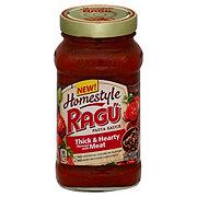 Ragu Homestyle Meat Pasta Sauce
