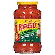 Ragu Mama's Chunky Special Garden Pasta Sauce