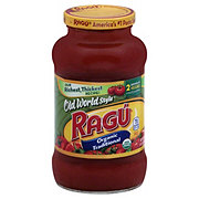 Ragu Old World Style Organic Traditional Pasta Sauce