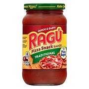 Ragu Pizza Quick Traditional Snack Sauce