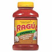 Ragu Super Chunky Mushroom Pasta Sauce