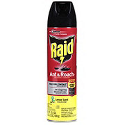 Raid Ant & Roach Killer 26, Lemon Scent