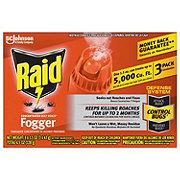 Raid Concentrated Deep Reach Fogger, 1.5 oz cans