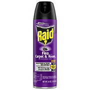 Raid Flea Killer Plus Carpet & Room Spray