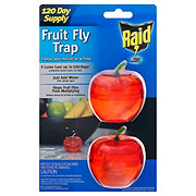 Raid Fruit Fly Trap
