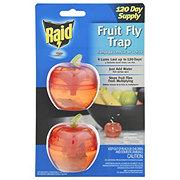 Raid Raid Fruit Fly Trap