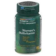 Rainbow Light Certified Organics Women's Multivitamin Vegetarian Capsules