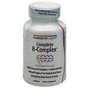 Rainbow Light Complete B-Complex Food Based Formula Tablets