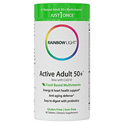 Rainbow Light Just Once Active Senior Multivitamin Tablets