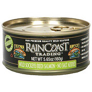 Raincoast Trading No Salt Sockeye Salmon