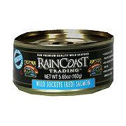 Raincoast Trading Wild Sockeye (Red) Salmon