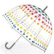 Raines by Totes Bubble Umbrella, Assorted Colors
