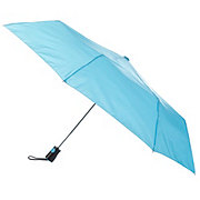 Raines by Totes Mini Auto Open Folding Umbrella, Assorted Colors